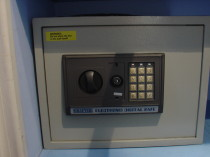 Cheap digital safe