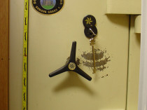 Euro Graded Safe Made By Dudley