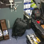 Tools and equipment needed to open Chubb isolator safes
