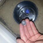 Churchill Domestic Underfloor safe opened by Alan Morgan Master Locksmiths