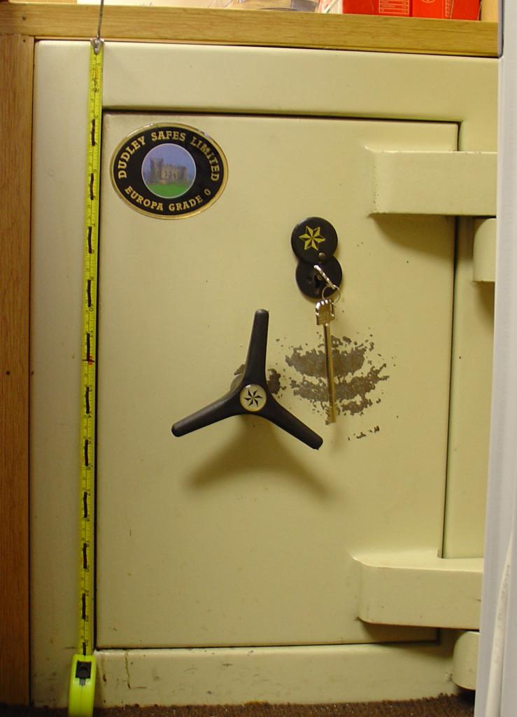 Safe Identification Guide Alan Morgan Master Locksmiths