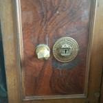 Skidmore Antique safe opened by Alan Morgan Master Locksmiths