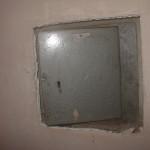 Churchill Magpie Wall safe opened by Alan Morgan Master Locksmiths