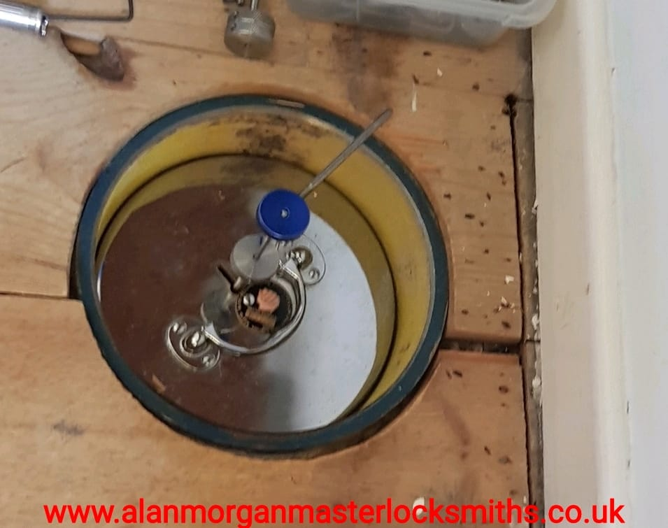 Secure safe Coventry - Alan Morgan Master Locksmiths