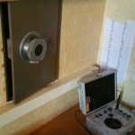 Chubb wall safe opened by Alan Morgan Master Locksmiths in Syston