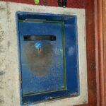 Churchill Bulldog under floor safe opened by Alan Morgan Master Locksmiths near Retford