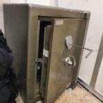 Chubb Leamington safe Mk1